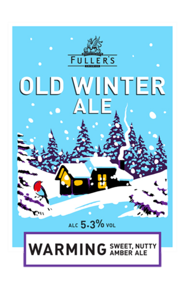 Fuller`s Old Winter Ale