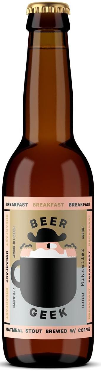 Beer Geek Breakfast