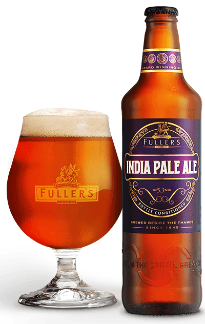 Fuller`s IPA (India Pale Ale)