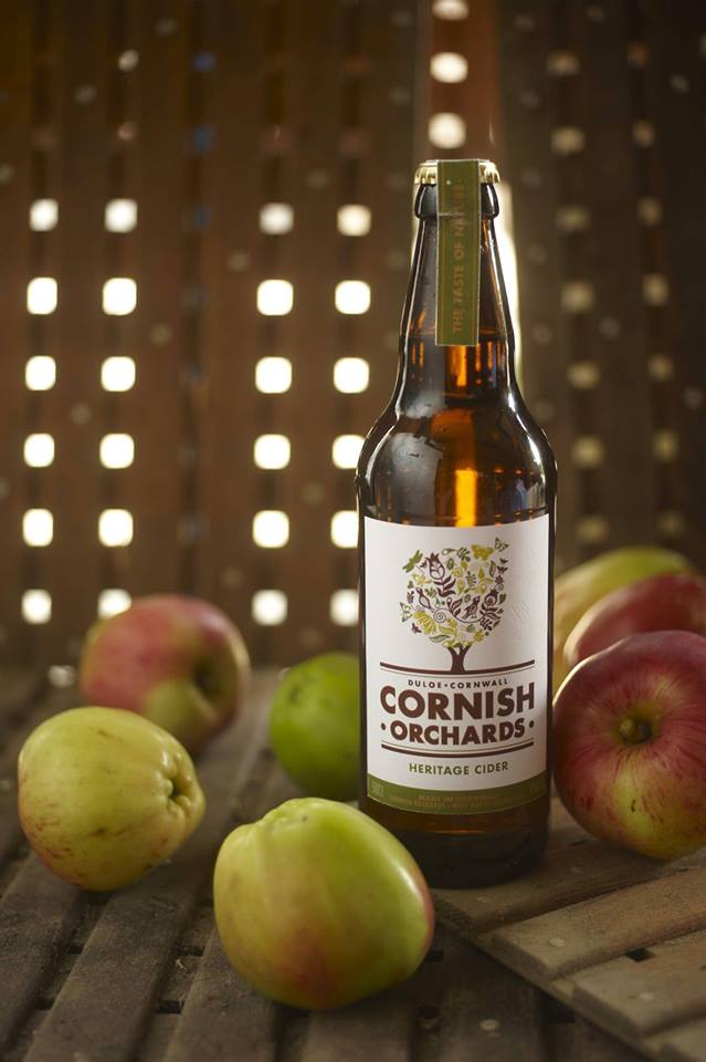 Cornish Orchards Cider